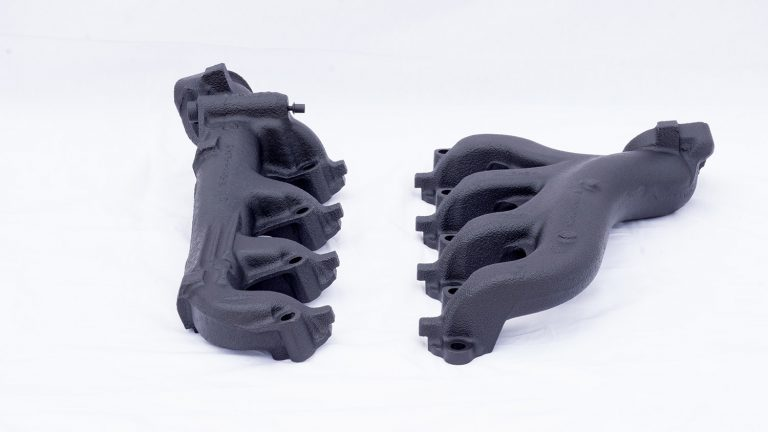 Exhaust manifold-RS